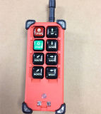 6 Push Buttons Industrial Wireless Radio Crane Remote Control for Crane