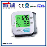2016 Factory Price Wrist Digital Blood Pressure Monitor (BP 60GH)