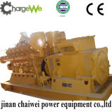 AC Three Phase Output Type 400kVA Gas Generator