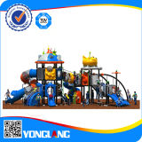 2014 Attractive Classic Castle Series Outdoor Playground Equipment
