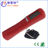 Luggage Scale Digital Output with 110 Lb Capacity and Tare Function and Backlit Display