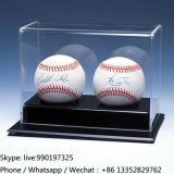 Fashionable Plexiglass Baseball Display Case