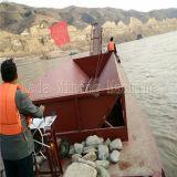 2016 Hot Sale Self-Unloading River Sand Barge, Sand Carrier