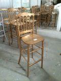 Hotsale Wood Gold Napoleon Chair