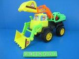 Hot Sale Plastic Toy Feel Wheel Construction Car (1038401)