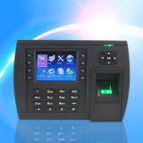 Screen Fingerprint Time Attendance with Smart RFID Card Reader (TFT500)
