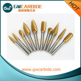 Fine Coating or Uncoated Carbide Rotary Burrs