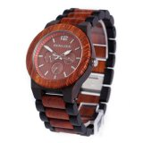 Fashion OEM Men′s T Wooden Wrist Watch
