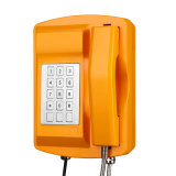 Waterproof Telephone Knsp-18 Emergency Call System for Oil & Gas Services