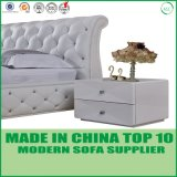 Bedroom Furniture Modern Leather Bedding Set
