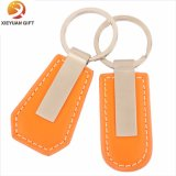 China Factory Wholesale Male Leather Keychain for Sale