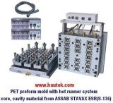 Pet Preform Mold for Bottle Production