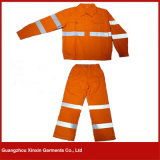 Coverall for Industry Oil Field Workwear Engineer Working Uniform (W33)