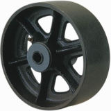 Custom Metal/ Cast Iron Casting Wheel