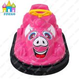 Inflatable Battery Mini Car Amusement Machine Electric Dodgem Bumper Rides