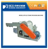 Model Bfs-22 Foam Crushing Machine
