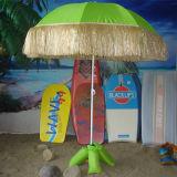 Huaii Beach Umbrella with Sand Bag Holder