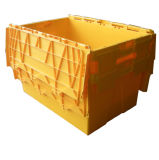 Nesting Container with Lid, Plastic Container (PK64320)
