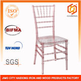 China Lucite Popular Colorful Wedding Tiffany Chiavari Chair