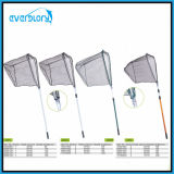 Different Head Size and Handle Length Landing Net Fishing Tackle