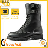 Black French Army Combat Boots