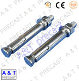 Galvanized Sleeve Anchors Hex Bolts with High Quality