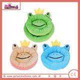 Cartoon Cute Forg Pet Bed