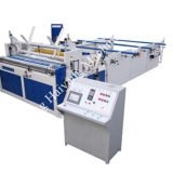 Semi Automatic Paper Rewinding, Perforating, Embossing Machine