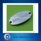 Stamping Aluminum Sheet Company Logo with Laser Marked