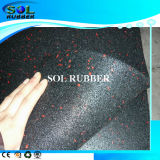 Fire Resistance High Quality Gym Rubber Flooring
