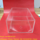 Clear Acrylic Shoe Boxes with Drawer