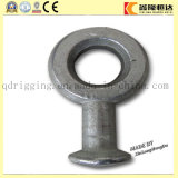 Galvanized Steel Ball Eye/Clevis/ Ball Head Shackle for Electric Power Fittings