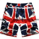 Nylon Fabric of Boards Shorts, Man′s Printed Beach Shorts