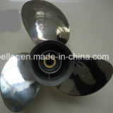 Polished Stainless Steel Material Round Blade Propeller