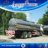 China Factory 2 Axle Diesel Fuel Tanker Semi Trailer