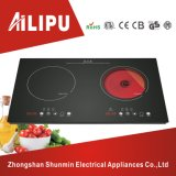 Best Seller and High Quality Double Head Cooktop