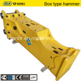 Box Silent Type Hydraulic Breaker for Dh225, R225, PC220, Zx230, Ec210