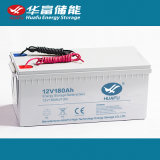 12V180ah Rechargeable Sealed Lead Acid Battery Solar Battery
