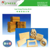 Low Creep Clay Brick for Hot Blast Stove