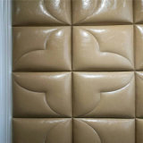 PU Leather Acoustic Panel Decorative Wall Title Roof Panel 3D Wall Panel