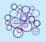 Customized Colorful Rubber O-Ring / FKM O-Rings