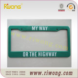 ABS License Plate Frame
