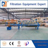 Automatic Plate Shifting Once Open Filter Press for Sludge Dewatering