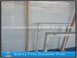Oriental White Marble Slabs for Floor Tiles and Mosaic Tiles