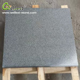 G654 Sesame Black Flamed Granite for Floor and Wall