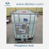Good Quality 85% Min Phosphoric Acid CAS No 7664-38-2 Manufacturer