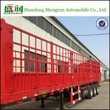 40t-50t Fence Cargo Semi Trailer/Truck/Tractor/Lorry