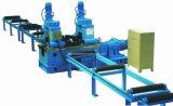 Constructon Steel Hydraulic Flange Straightening Machine