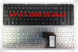 Keyboard Multi-Media Keyboard for HP G7-1000 G7-1150