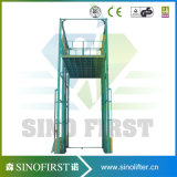 3m to 8m Used in Warehouse High Lift Freight Lift